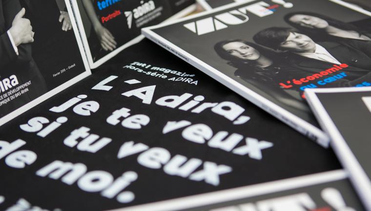 Magazine ZUT! Hors-Série ADIRA