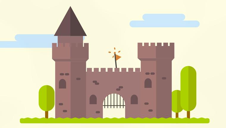 L'Alsace, terre de châteaux