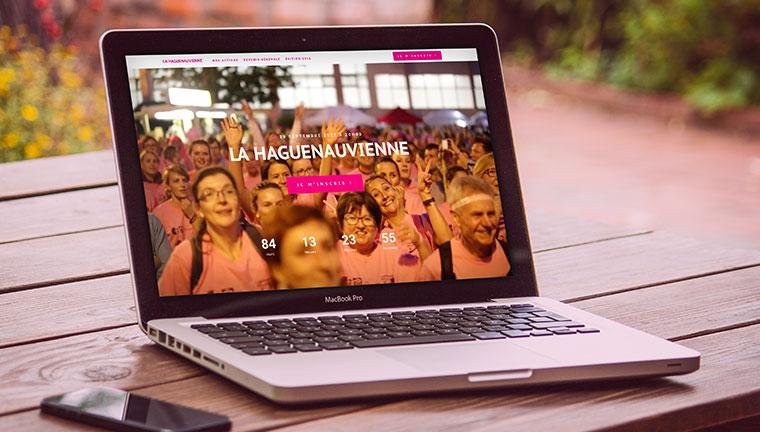 La Haguenauvienne : Une stratégie de communication digitale globale